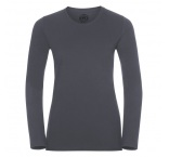 JZ167F.03.0 - 167F•Ladies` Long Sleeve HD T